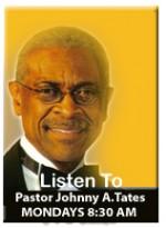 Pastor Johnny A. Tates